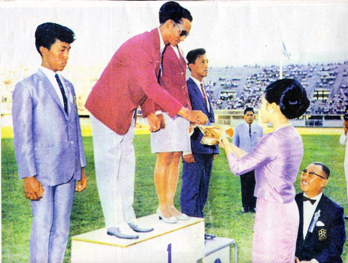 วันกีฬาแห่งชาติ 16 ธันวาคม ของทุกปี