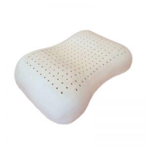 หมอนยางพารา แท้ 100 % Heart Pillow พร้อมปลอก ซับในตาข่าย Ultimatecate Latex Pillow